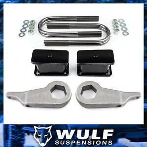 3 Front 3 Rear Leveling Lift Kit 1998 2012 Ford Ranger 2wd 4x4 4wd Suspension