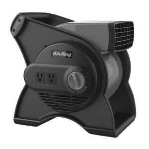 Portable Blower Fan 120v 310 Cfm gray Air King 9550