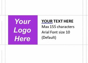 Custom Labels Personalized Stickers Shipping Address Business Office 2 63 X 1