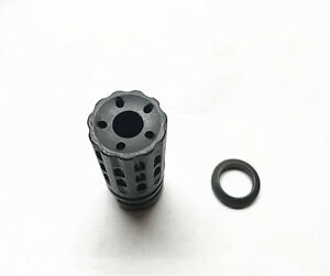 5 8 x 24Thread for .308 300blackout short Muzzle Brake With Free Crush Washer $23.99