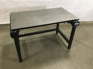 Tmc 2846 515 4 30ab Self Leveling Vibration Isolation Table Stainless Steel