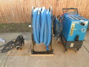 Goliath Heat Commercial Carpet Cleaning Machine Portable Extractor Tile Grout