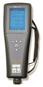 Ysi Pro2030 Dissolved Oxygen Conductivity Salinity Instrument