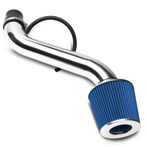 For 95 99 Eclipse 2 0l Non Turbo High Flow Air Intake System Kit Blue Filter