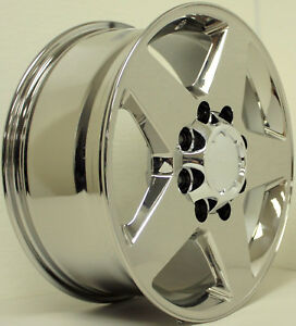 2011 2019 Chevy Silverado 2500 Chrome 20 8 Lug Wheels Rims 8 180 3500 Hd