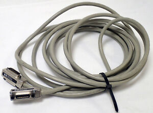 Hp Hewlett Packard 10833g Gpib hpib Ieee488 Cable Assembly Approx 26 Ft 8m