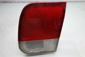 96 97 98 Honda Civic 4dr Right Passenger Tail Lamp Light On Lid 34151 S04 A02