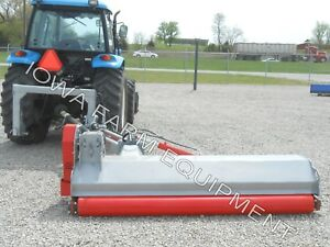 Flail Ditch Bank Mower Shredder Mulcher Ventura Side Trim 240 95 120 hp