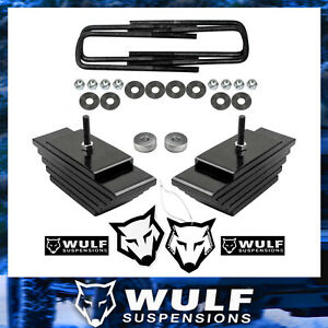 3 Front Lift Leveling Kit 1999 2004 Ford F250 F350 Super Duty 4wd 4x4 Superduty