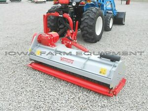 Flail Ditch Bank Mower Shredder Mulcher Ventura Side Trim 161e 63 50 80hp