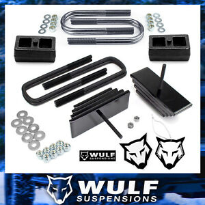 2 8 Front 2 Rear Leveling Lift Kit 1999 2004 Ford F250 F350 Superduty 4x4 4wd