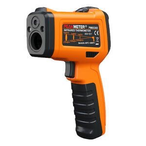 Infrared Thermometer Pm6530d Digital Non Contact Ir Temperature 50 800 c