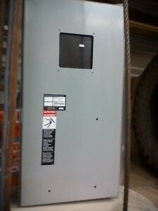 200 Amp Asco 300 Series 1 Phase 120 240 Vac Automatic Transfer Switch