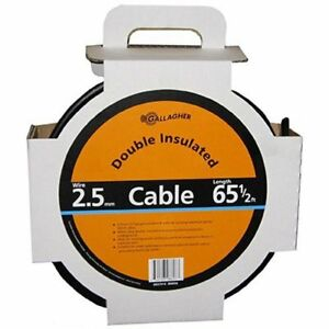Gallagher G627014 Electric Fence 12 5 gauge Heavy Duty Underground Cable
