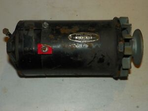 1946 1948 Buick Straight Eight 8cyl Re manufactured Generator