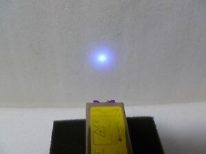 Coherent Cube 405nm 50mw 90mw Max Laser Head Only