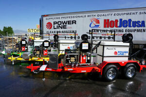 Pressure Washer Trailer Power Washer Trailer For Sale Power Wash Business