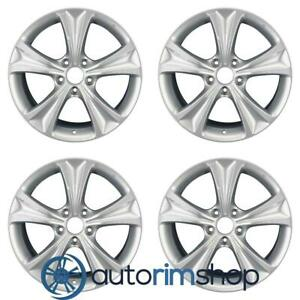 Honda Accord 2011 2012 18 Factory Oem Wheels Rims Set