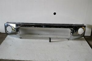2007 2008 2009 2010 2011 2012 2013 Toyota Tundra Front Bumper