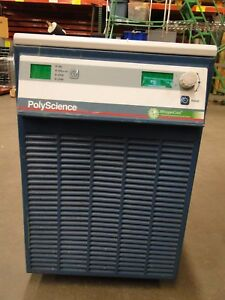 Polyscience Whispercool Edm Chiller N0772036 6160t21e431n