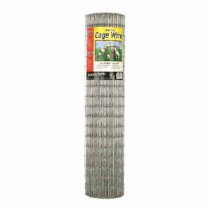 Garden Zone 36x25 1x2 14 gauge Welded Wire