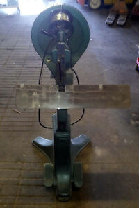 1 Used Interlake Model A Wire Stitcher W 1 4hp Motor make Offer