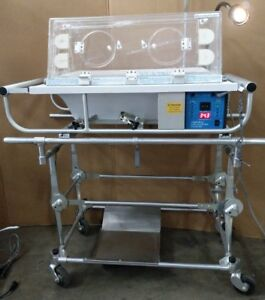 Airborne Life Support Systems Infant Incubator Model 185a