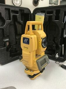 Topcon Gpt 3105w Total Station