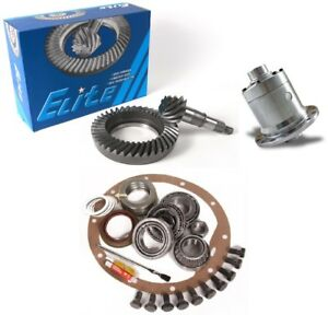 Jeep Wrangler Dana 35 Yukon Grizzly Locker 3 73 Ring And Pinion Elite Gear Pkg