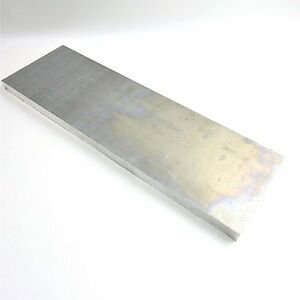 1 Thick 6061 Aluminum Plate 5 4375 X 20 25 Long Solid Flat Stock Sku 180003