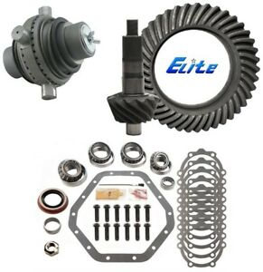 1973 1988 Gm 10 5 Chevy 14 Bolt Grizzly Locker 4 56 Ring And Pinion Elite Gear