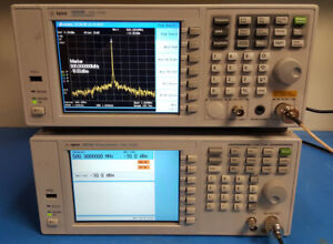 Hp Agilent Keysight N9310a cfg005 Rf Signal Generator Tested