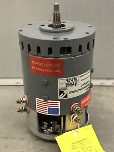 Caterpillar Cat Mcfa Promatch Forklift Pump Electric Motor Remanufactured