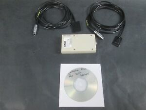 Lot Of 2 Dr Suni Dental X ray Sensors For Digital Radiography W Docks