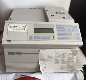 Dohrmann Chromatograph Toc Total Organic Carbon Analyzer Dc190 Dc 190