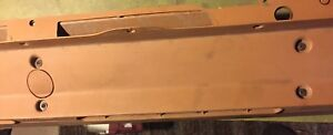 Jeep Wrangler Yj 87 95 Tan Dash Pad Trim Bezel Cover Factory