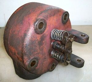 Head For 5hp To 6hp Hercules Economy Hit And Miss Gas Engine Very Nice Shape