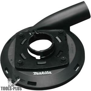 Makita 196575 6 4 1 2 5 Dust Extracting Surface Grinding Shroud New