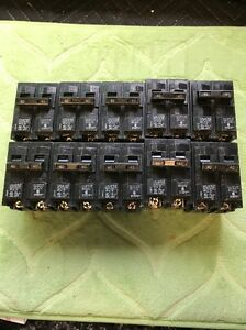 Siemens Q240 Circuit Breaker new No Box Lot Of10