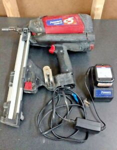 Powers Trak it C5 Dt Deep Track Cordless Gas Fastener Tool Battery