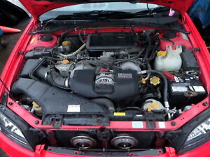 Subaru Legacy Gt Rhd Jdm Ej20 2l Twin Turbo Engine Long Block 121 K Kms Ej206