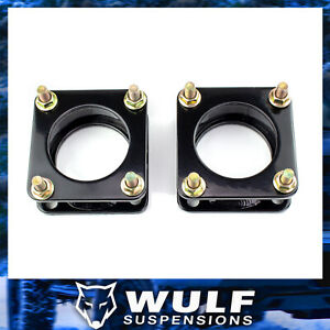 Wulf 2 Front Leveling Lift Kit For 2007 2018 Toyota Tundra 2wd 4x4 4wd