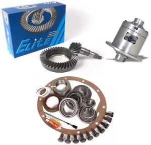 1986 2009 Ford 8 8 Grizzly Locker 4 56 Ring And Pinion Elite Gear Pkg 31 Spline