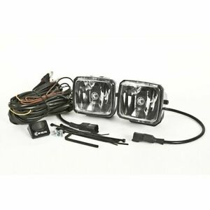 Kc Hilites 433 Gravity G34 Led Driving Lights Wide 40 Beam Sold As A Pair