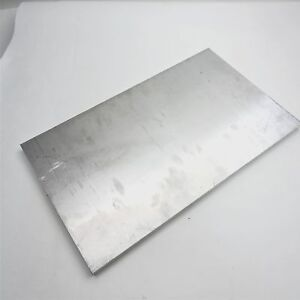 1 Thick 6061 Aluminum Plate 14 4375 X 20 25 Long Solid Flat Stock Sku 105889