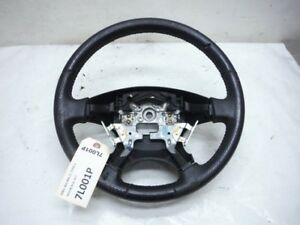 2001 Acura Cl Type S Steering Wheel Bare Oem 2002 2003