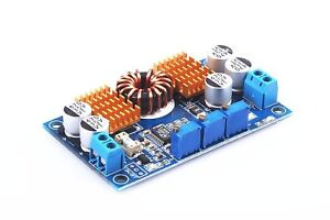 Knacro Ltc3780 Dc Buck Boost Converter Module Power Supply 80w 12v 24v Voltage R