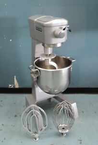 Hobart 30 Qt Hobart Mixer With Timer Bakery Pizza Dough Mixer Refurbished