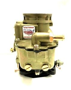 Ford Holley 94 New Carburetor Ford Cars W Flat Head V 8 48 53 With Std Trans