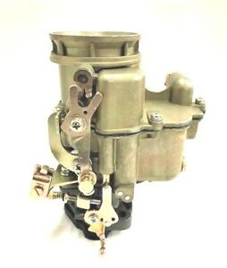Holley 94 Model New Carburetor Long Shaft Universal Fit For Ford V 8 Flatheads